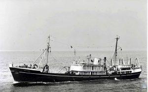 Explorer at Sea