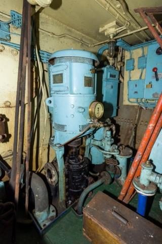 SS Explorer Fuel Oil Transfer Pump