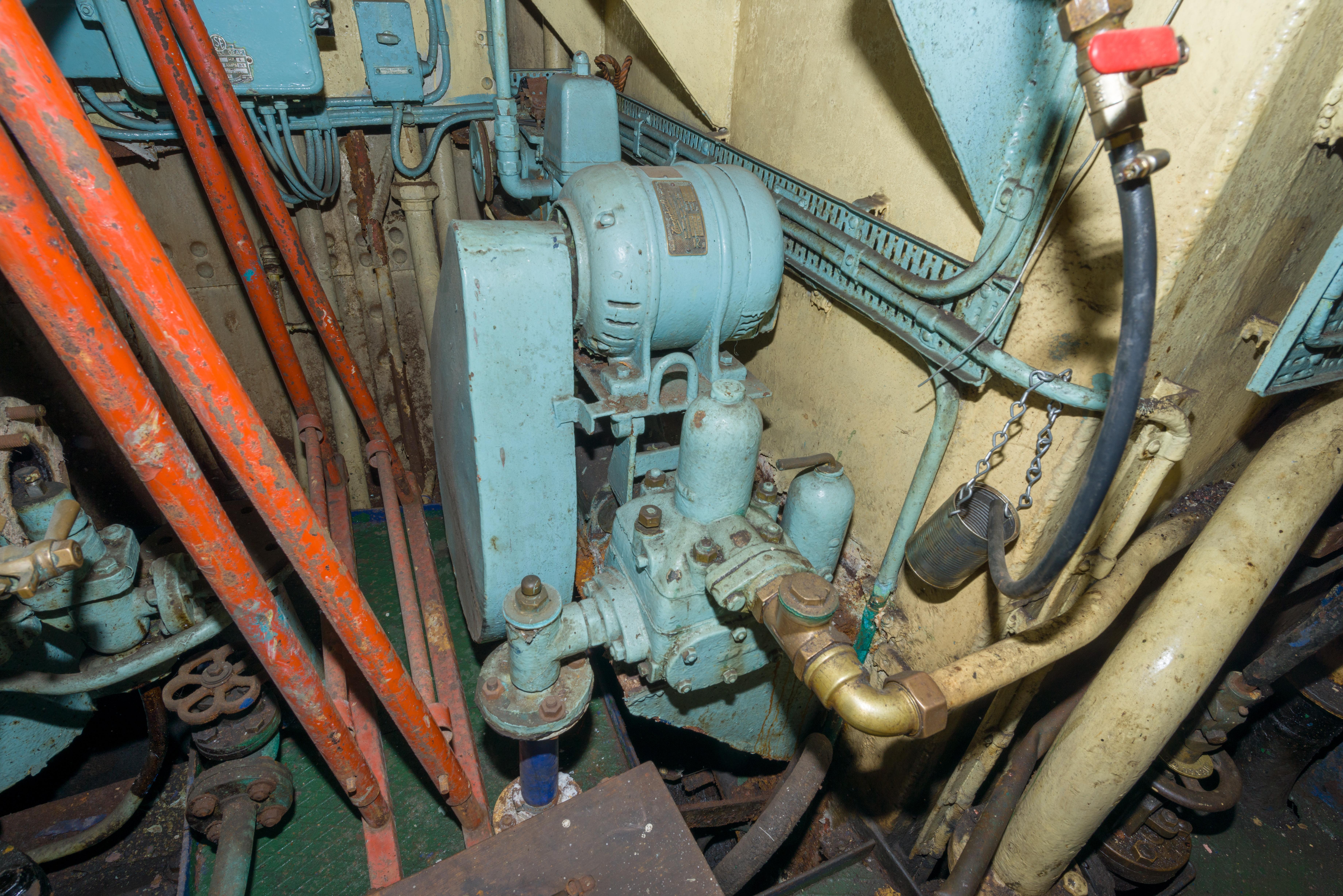 SS Explorer Diesel Oil Transfer Pump