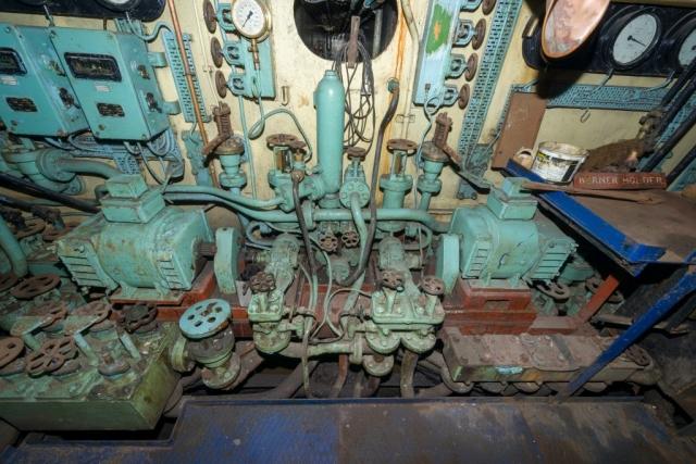 SS Explorer Fuel Oil Pumps