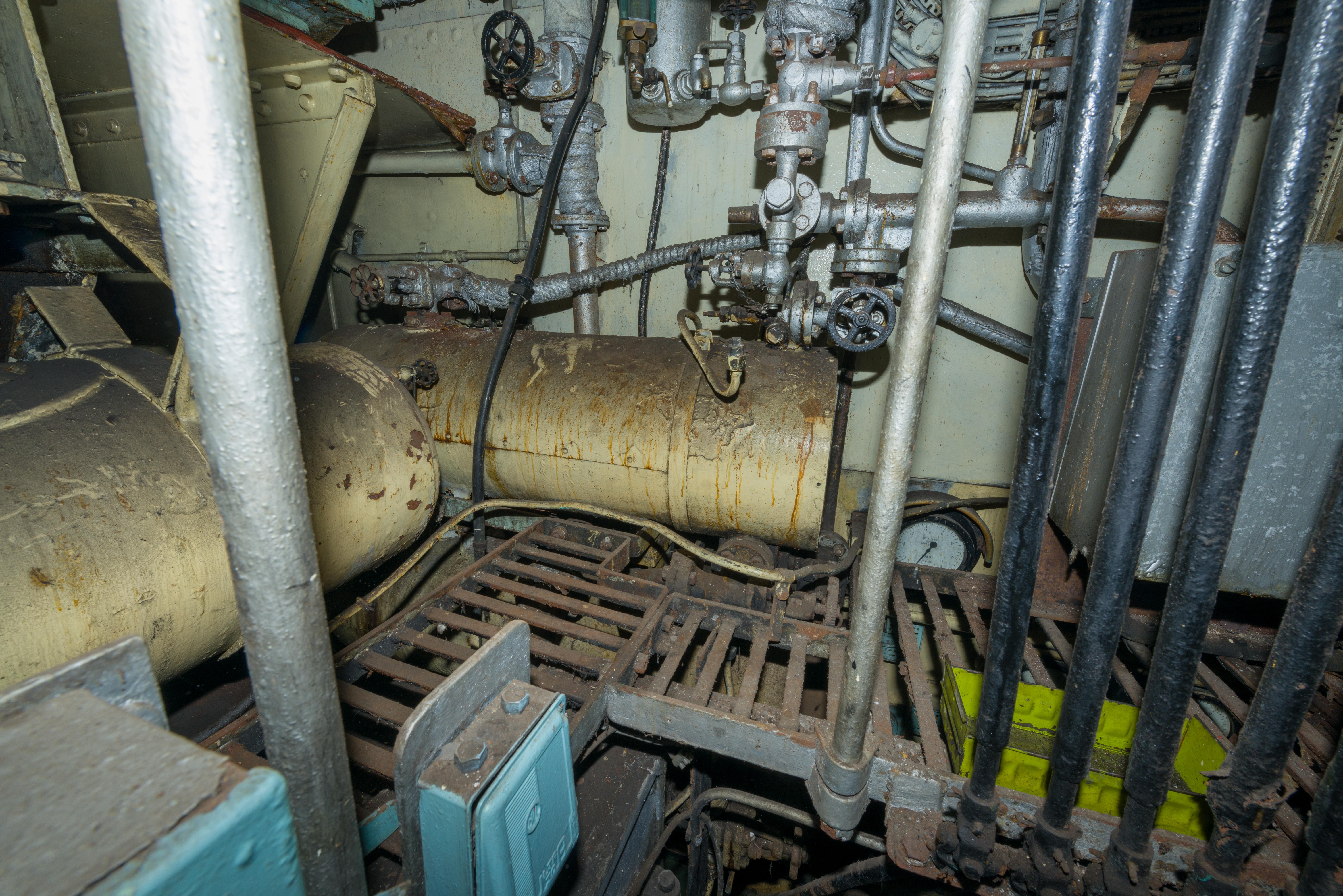 SS Explorer Fuel Oil Heaters