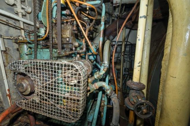 SS Explorer 24kw Harbour Generator Set