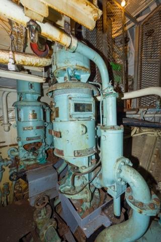 SS Explorer For'd General Service Pump