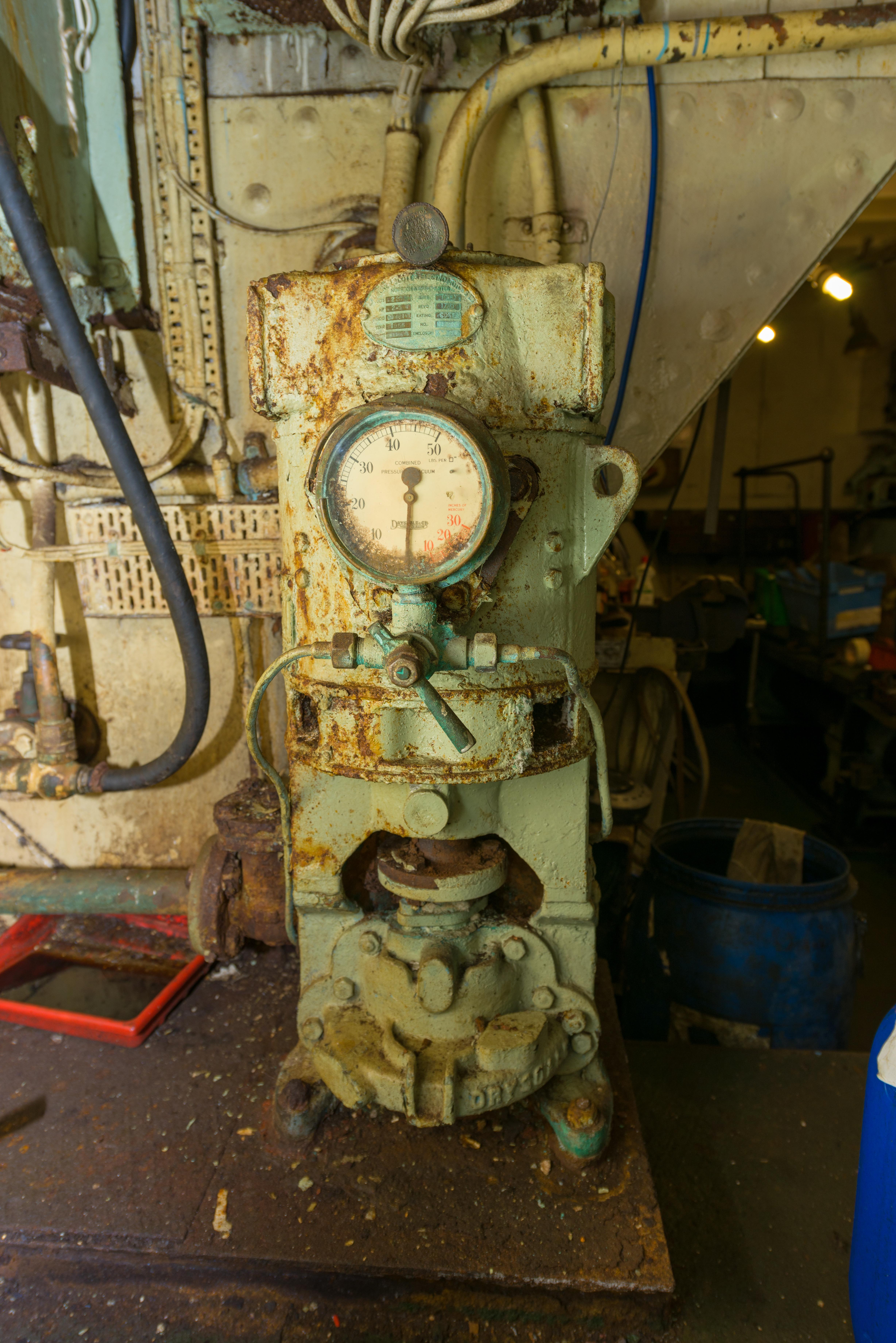 SS Explorer Generator Cooling Water Pump