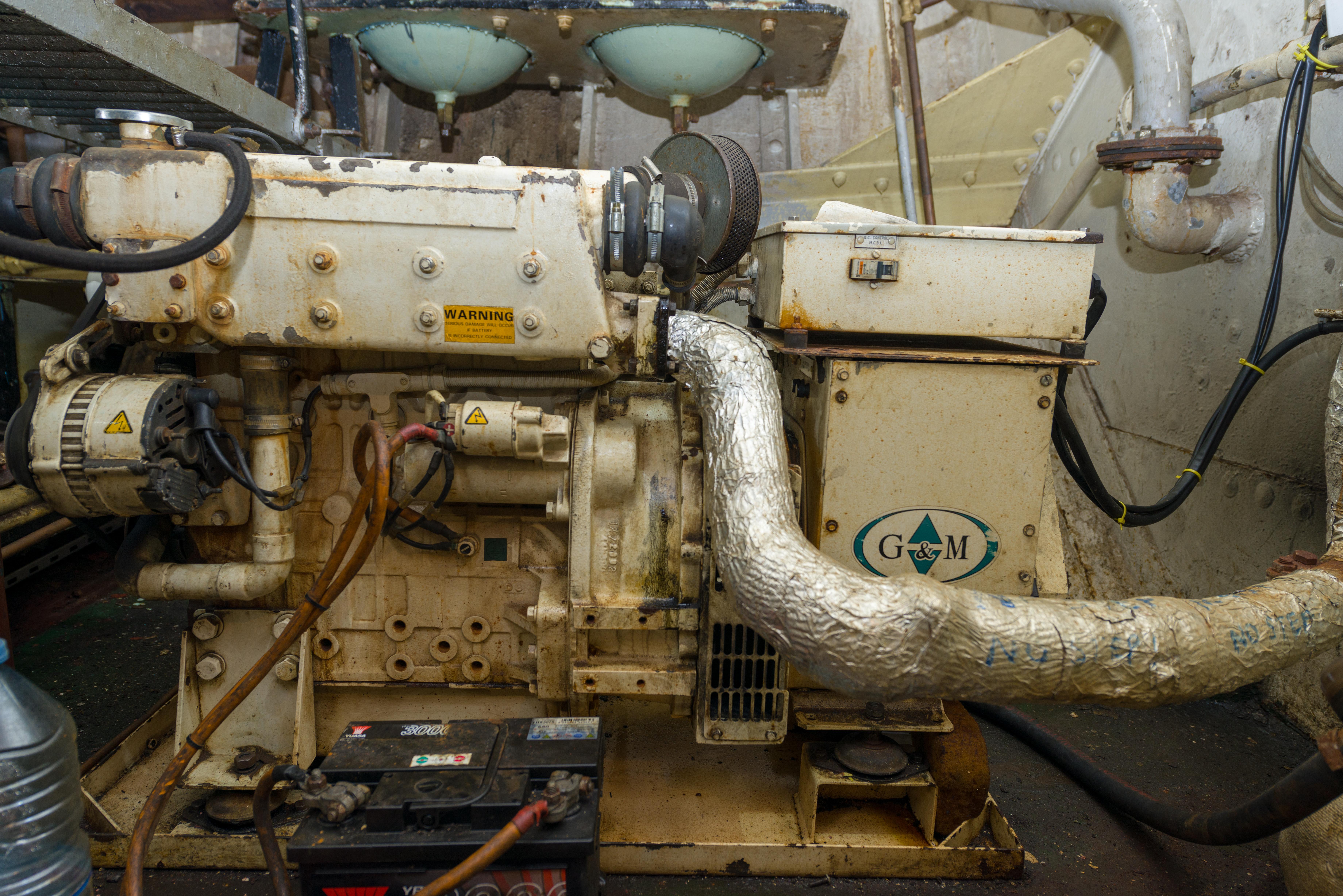 SS Explorer AC Generator
