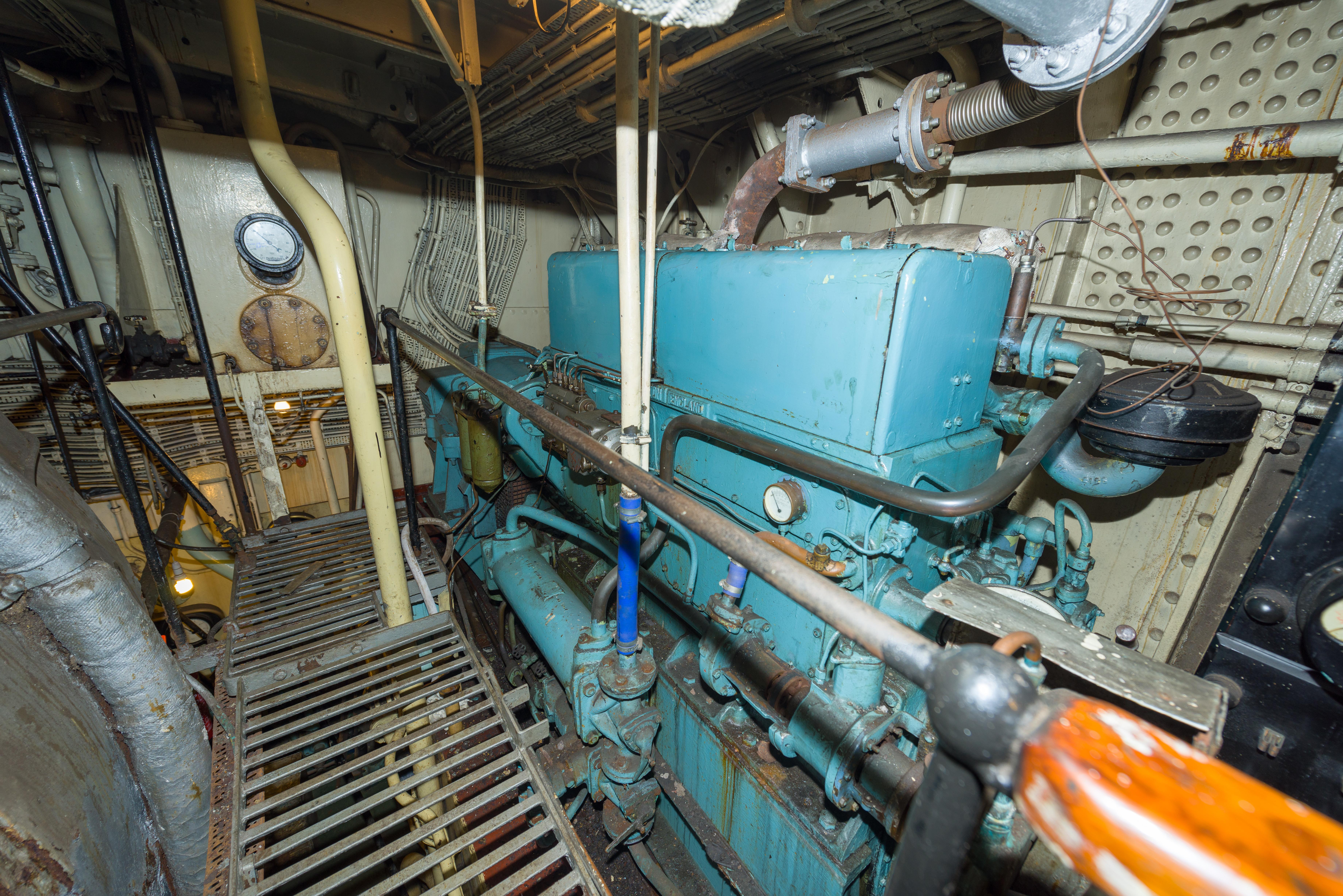 SS Explorer 80kw Generator Set 1