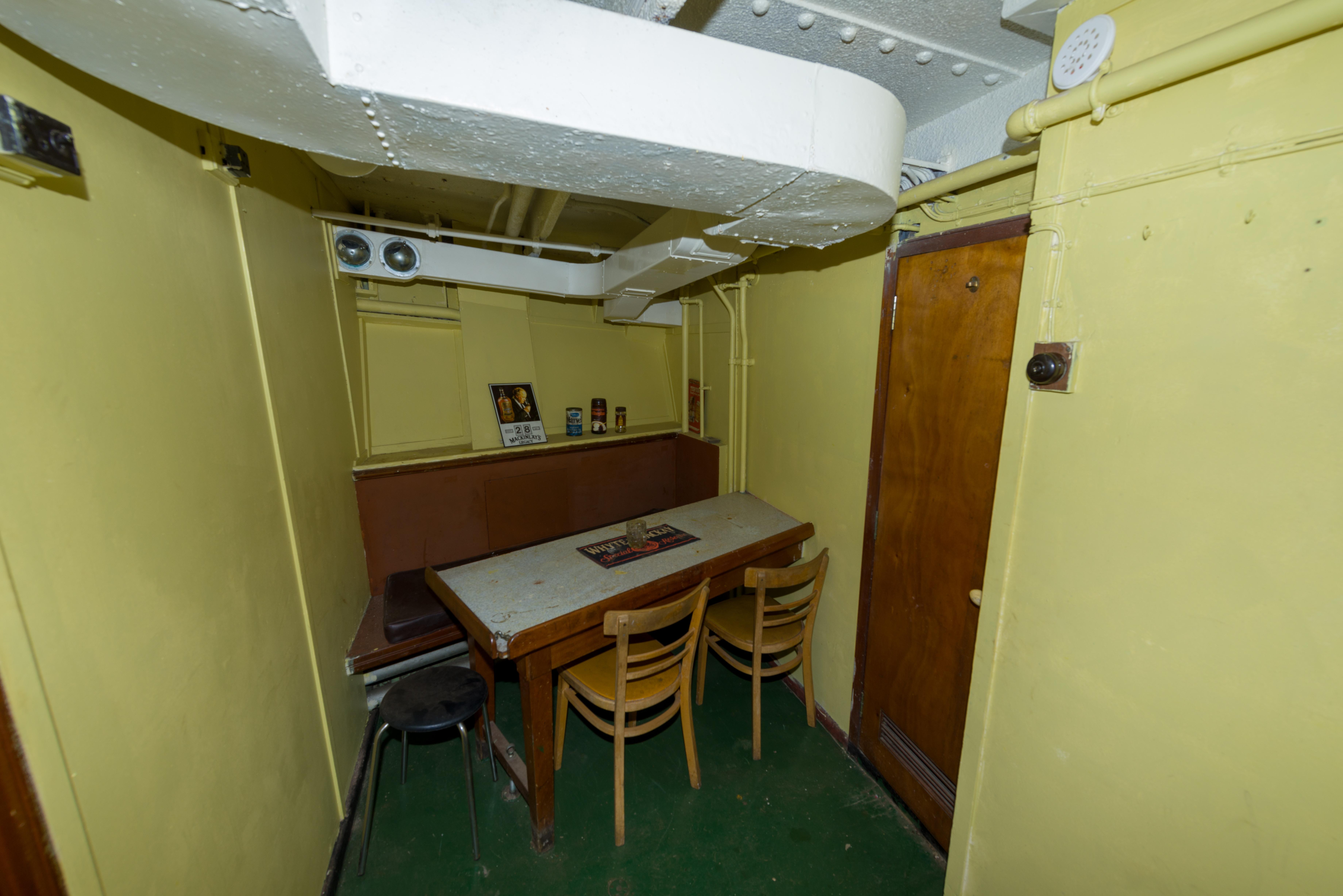 Crew Recreation Room