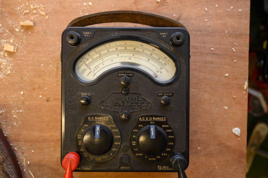 Avometer