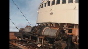 Trawl Winch